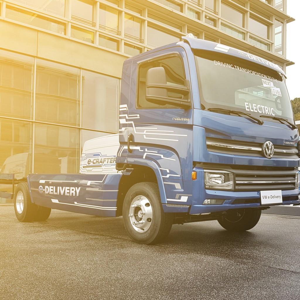 Caminhões elétricos - A solução para o preço auto dos combustíveis?