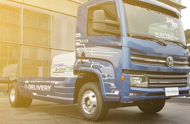 Caminhões elétricos – A solução para o preço auto dos combustíveis?